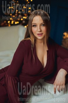 Kristina from Poltava 23 years - kind russian girl. My small public photo.