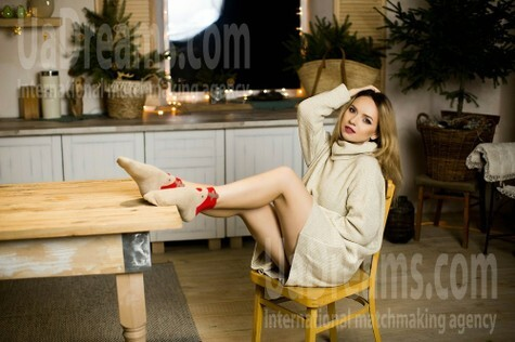 Mary from Sumy 26 years - seeking soulmate. My small public photo.