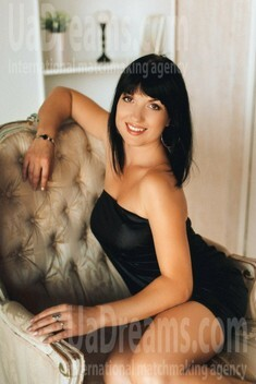 Anna from Poltava 36 years - searching life partner. My small public photo.