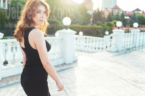 Nastusha from Kiev 35 years - waiting for you. My small public photo.