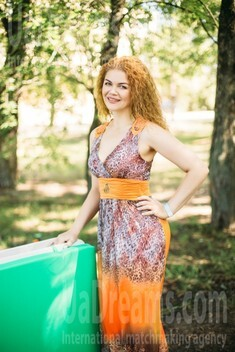 Albina from Kharkov 51 years - single russian woman. My small public photo.