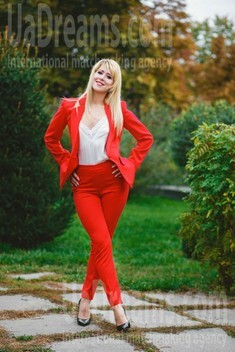 Julia from Kremenchug 34 years - look for fiance. My small public photo.