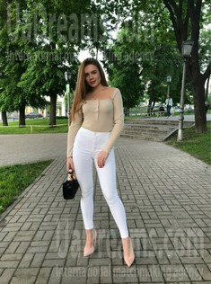 Lera from Sumy 22 years - good mood. My small public photo.