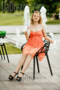 Inga from Dnipro 22 years - cool photo shooting. My small public photo.