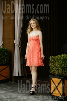 Inga from Dnipro 22 years - favorite dress. My small public photo.