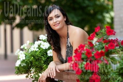 Nadya from Kremenchug 36 years - attentive lady. My small public photo.