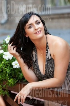 Nadya from Kremenchug 36 years - Music-lover girl. My small public photo.