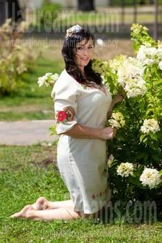 Nadya from Kremenchug 36 years - nice smile. My small public photo.