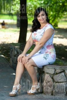 Nadya from Kremenchug 36 years - charm and softness. My small public photo.
