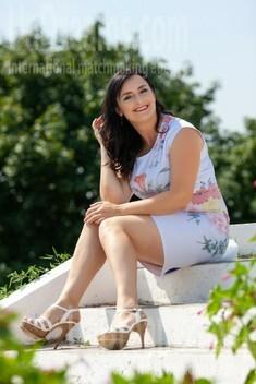 Nadya from Kremenchug 36 years - eyes lakes. My small public photo.