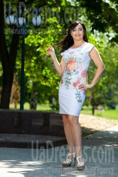 Nadya from Kremenchug 36 years - good girl. My small public photo.