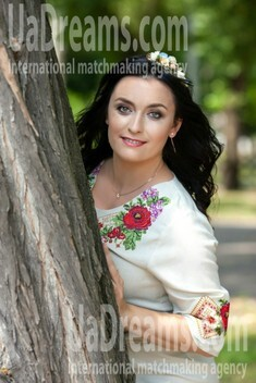 Nadya from Kremenchug 36 years - attractive lady. My small public photo.