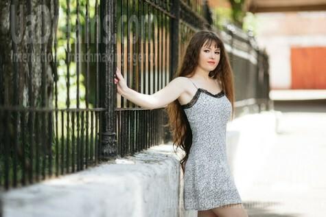 Anastasia 18 years - easy charm. My small public photo.