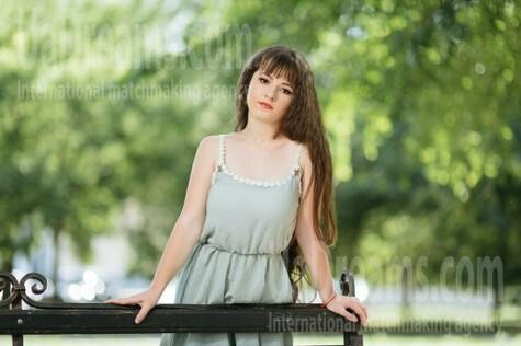 Anastasia 18 years - eyes lakes. My small public photo.