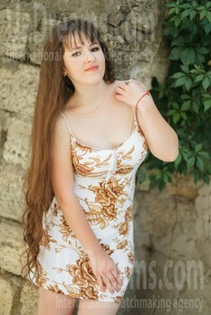 Anastasia 18 years - desirable woman. My small public photo.
