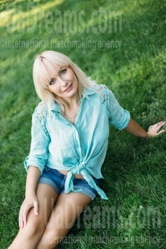 Vlada from Kharkov 44 years - intelligent lady. My small public photo.
