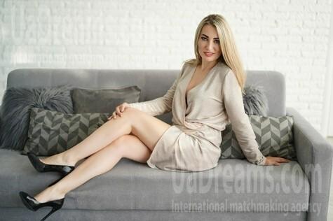 Natali 31 years - ukrainian girl. My small public photo.