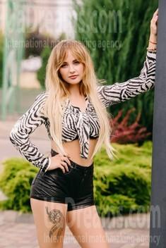 Anastasia from Cherkasy 22 years - ukrainian woman. My small public photo.