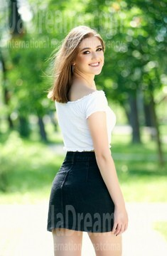 Andriana from Ivanofrankovsk 18 years - look for fiance. My small public photo.