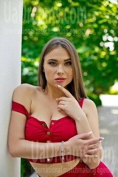 Katerina from Sumy 25 years - future wife. My small public photo.