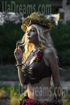 Svetlana from Zaporozhye 37 years - introduce myself. My small public photo.