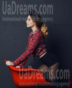 Karina from Kiev 20 years - desirable woman. My small public photo.