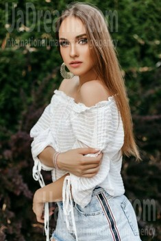 Anastasiya from Ivano-Frankovsk 22 years - beautiful woman. My small public photo.