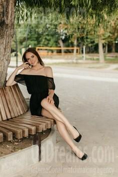 Anastasiya from Ivano-Frankovsk 22 years - waiting for husband. My small public photo.