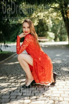 Anastasiya from Ivanofrankovsk 21 years - charm and softness. My small public photo.