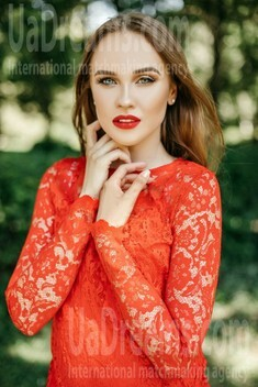 Anastasiya from Ivanofrankovsk 21 years - clever beauty. My small public photo.