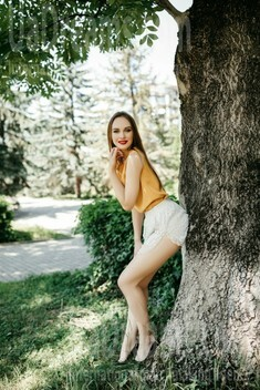 Anastasiya from Ivanofrankovsk 21 years - on a summer outing. My small public photo.