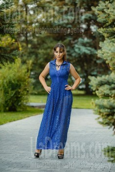 Alina from Dnipro 26 years - beautiful and wild. My small public photo.