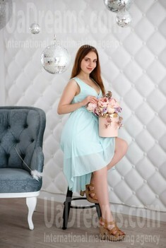 Sofia from Lviv 21 years - single russian woman. My small public photo.
