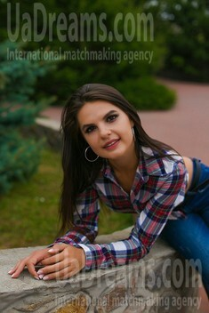 Marie from Sumy 23 years - waiting for husband. My small public photo.