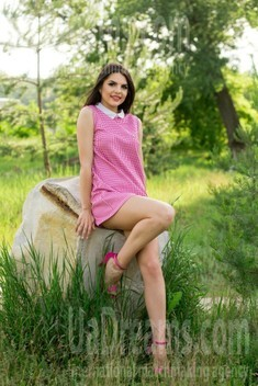 Marie from Sumy 24 years - desirable woman. My small public photo.