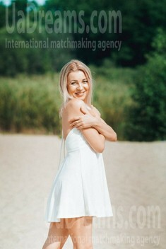 Natalia from Poltava 45 years - Warm-hearted girl. My small public photo.