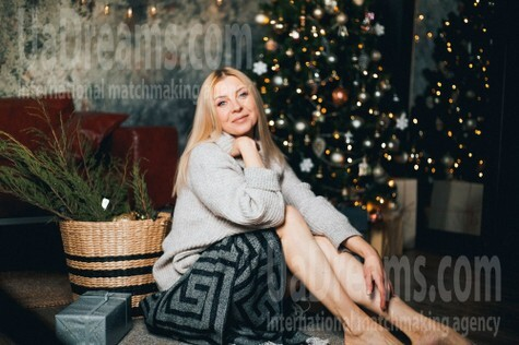 Natalia from Poltava 46 years - Kind-hearted woman. My small public photo.