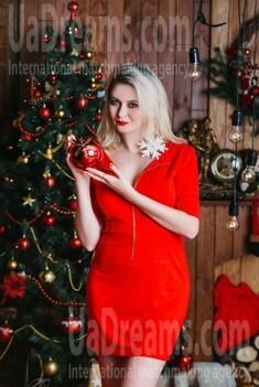 Olya from Cherkasy 33 years - intelligent lady. My small public photo.