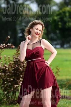 Olya from Cherkasy 34 years - charm and softness. My small public photo.
