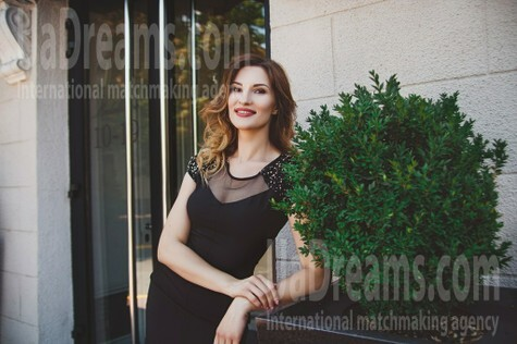 Katerina from Kremenchug 29 years - waiting for husband. My small public photo.