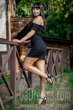 Julia from Poltava 36 years - searching life partner. My small public photo.