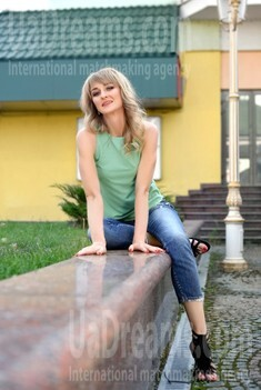 Iryna 35 years - single russian woman. My small public photo.