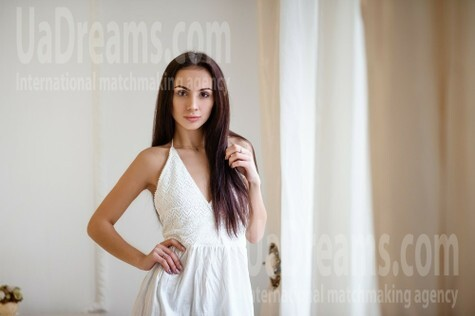 Karina from Lviv 22 years - bride for you. My small public photo.