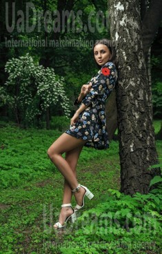 Karina from Lviv 22 years - Warm-hearted girl. My small public photo.