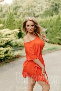 Tetiana from Ivanofrankovsk 40 years - single russian woman. My small public photo.