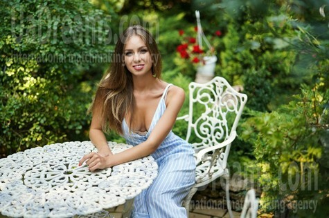 Vlada 18 years - soft light. My small public photo.