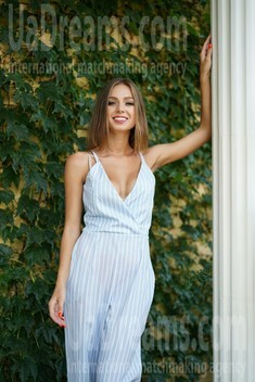 Vlada 19 years - favorite dress. My small public photo.