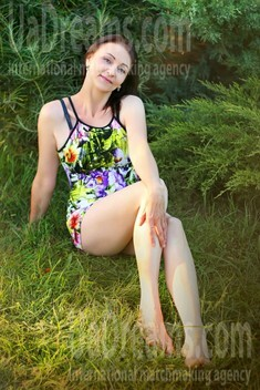 Svetik from Zaporozhye 41 years - seeking man. My small public photo.