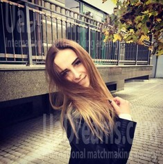Olya from Lviv 23 years - charm and softness. My small public photo.