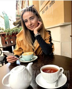 Olya from Lviv 23 years - clever beauty. My small public photo.